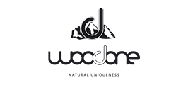 Woodone natural sunglasses Logo