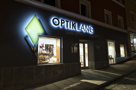 Optiker-Laden Optik Lang Schönberg
